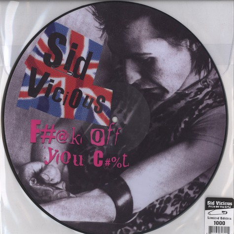 Sid Vicious - Fuck off you cunt