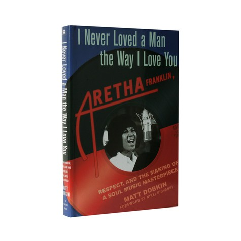 Aretha Franklin - I never loved a man the way i love you (by Matt Dobkin)