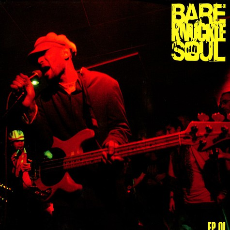 Bareknuckle Soul - EP volume 1