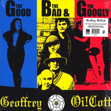 Geoffrey Oi!Cott - The good the bad and the googly