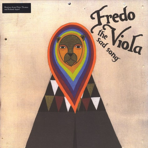 Fredo Viola - The sad song remixes
