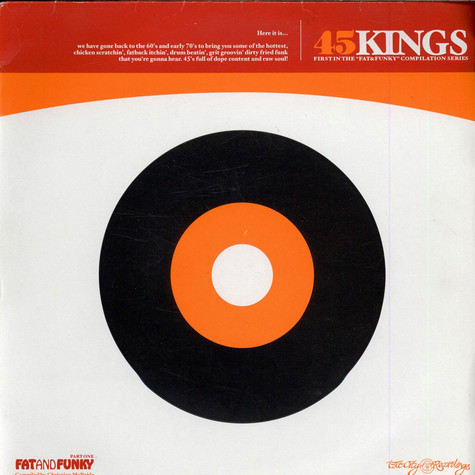 V.A. - Fat And Funky - 45 Kings
