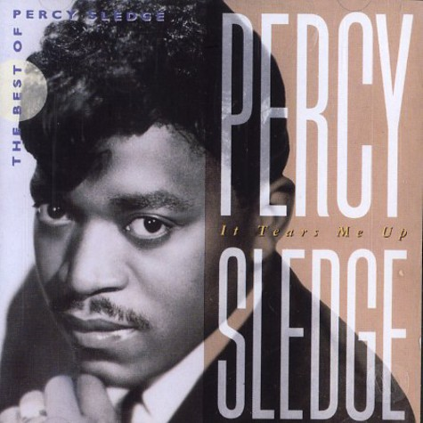 Percy Sledge - It tears me up - the best of Percy Sledge