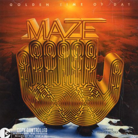 Maze - Golden time of day feat. Frankie Beverly