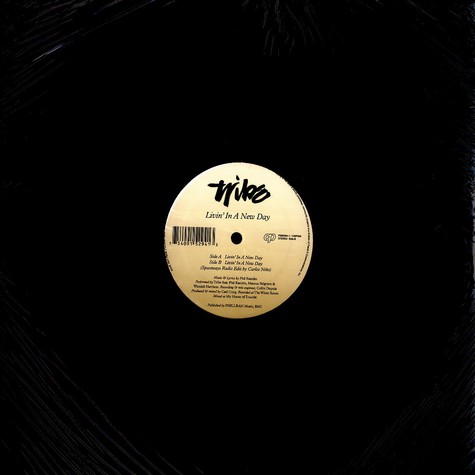 Tribe - Livin' in a new day