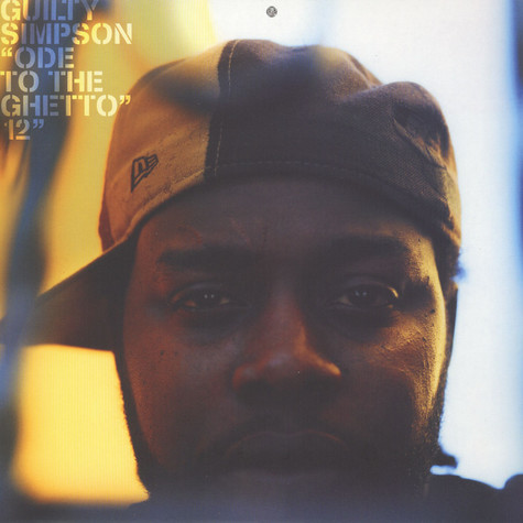 Guilty Simpson - Ode to the ghetto.