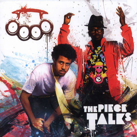 C.R.A.C. (Ta'Raach & Blu) - The piece talks