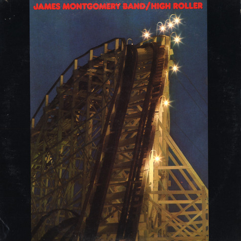 James Montgomery Band - High Roller