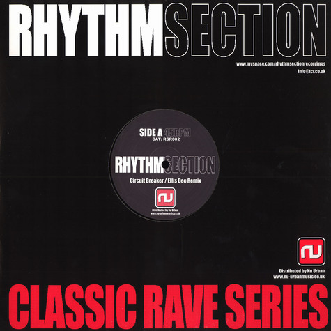 Rhythm Section - Circuit breaker