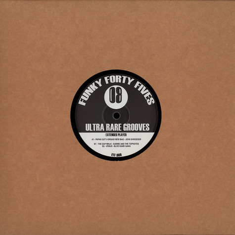 Funky Forty Fives - Ultra rare grooves volume 8