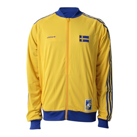 adidas - Sweden reversible track top