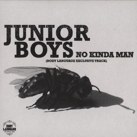 Junior Boys - No kinda man