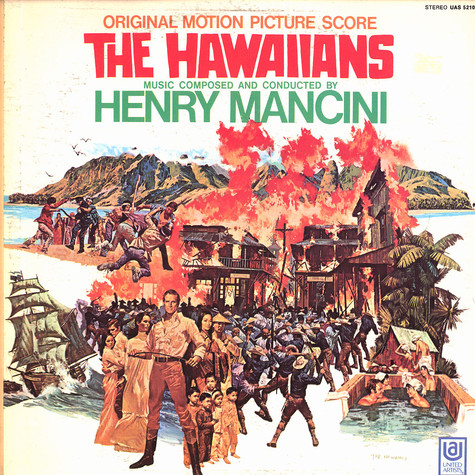 Henry Mancini - OST The Hawaiians