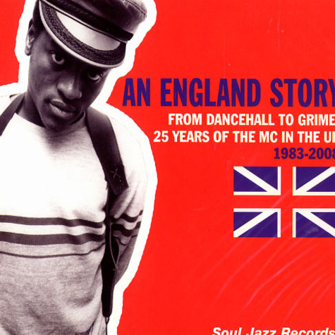 An England Story - Volume 1 & 2