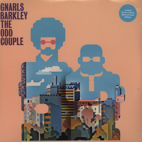 Gnarls Barkley (Dangermouse & Cee-Lo Green) - The odd couple