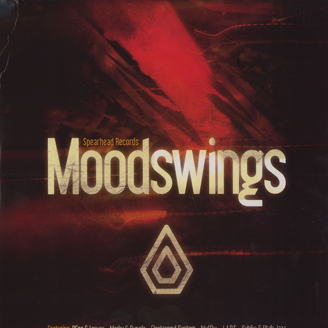 Spearhead Records - Moodswings