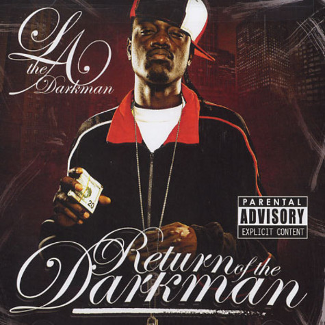 LA The Darkman - Return of the Darkman