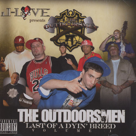 Outdoorsmen, The - Last of a dyin' breed volume 1