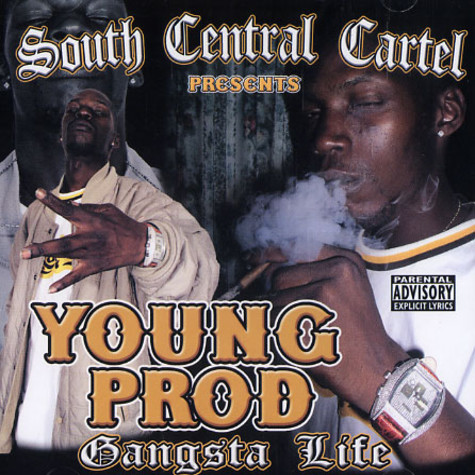 Young Prod - Gangsta life