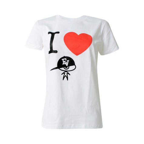 Evidence of Dilated Peoples - I heart E Women T-Shirt