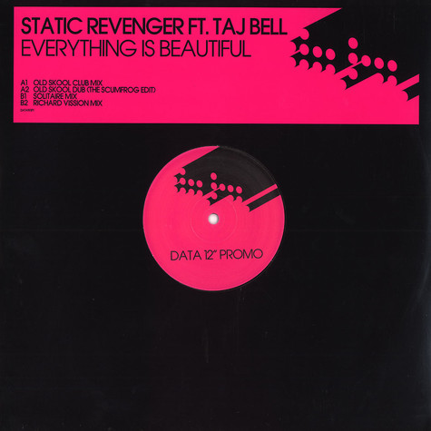 Static Revenger - Everything is beautiful feat. Taj Bell