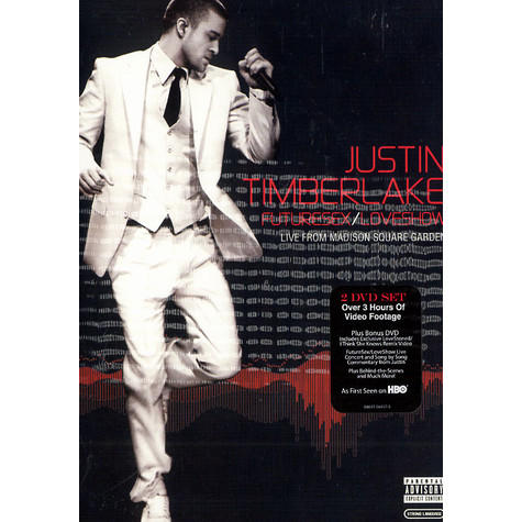 Justin Timberlake - Futuresex / lovesounds - live from Madison Square Garden