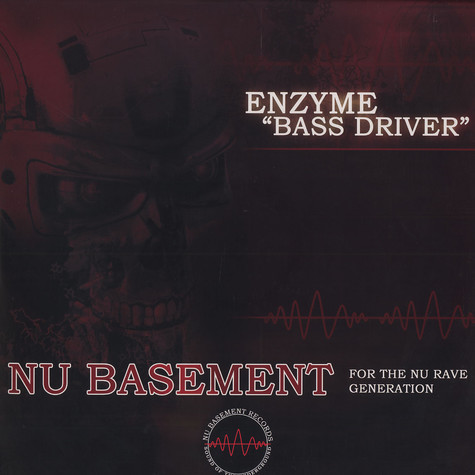 Enzyme / Mulder - Bass driver / In this era