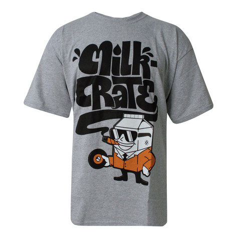 Milkcrate Athletics - Milkman T-Shirt