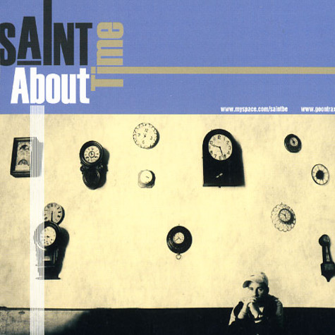 Saint - About time