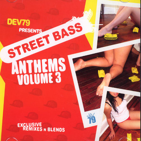 Dev79 - Street bass anthems volume 3