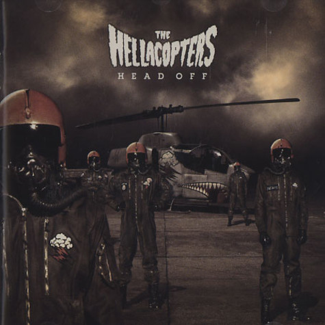 Hellacopters, The - Head off