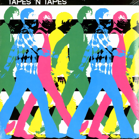 Tapes'N Tapes - Walk it off