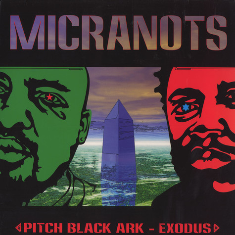 Micranots - Pitch black ark