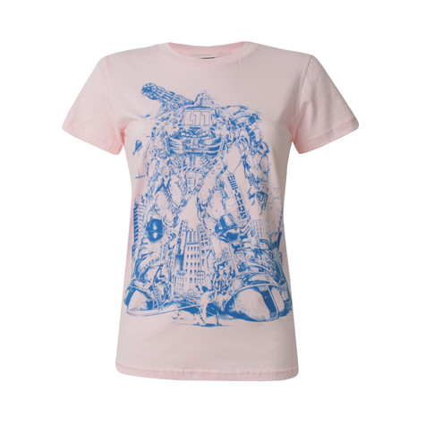 Methods NYC - Robot Women T-Shirt