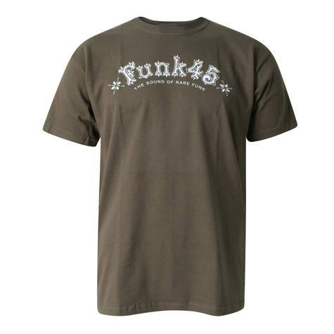 Funk 45 - The sound of rare funk T-Shirt
