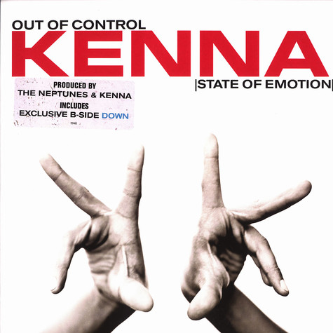 Kenna - Out of control / state of emotion
