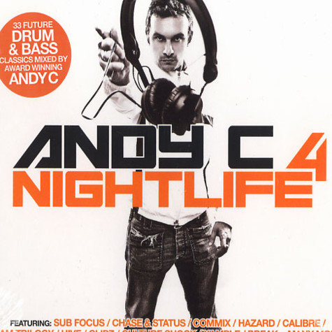 Andy C - Nightlife volume 4
