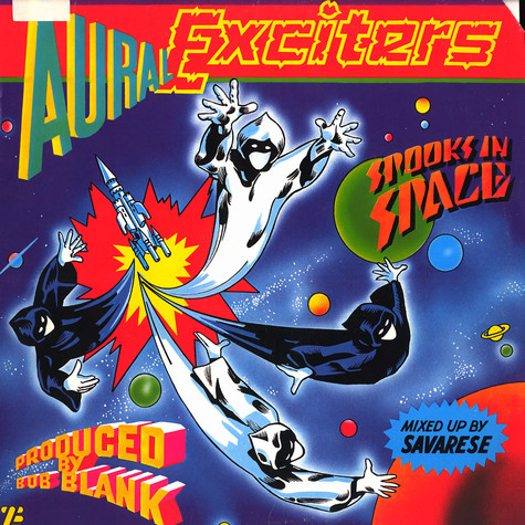 Aural Exciters - Spooks in space