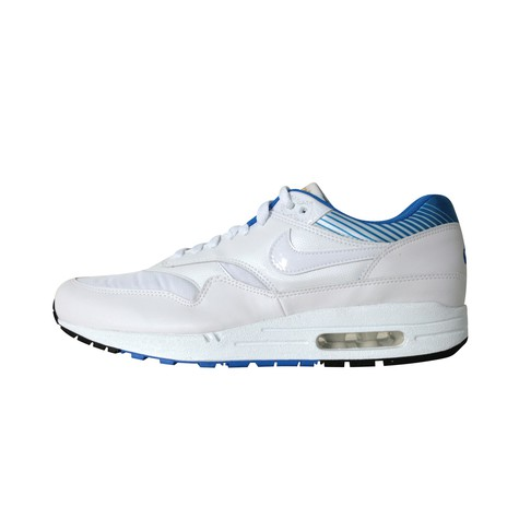 Nike - Air max 1 premium SP  Euro Champs Pack  (White   Blue)  1eb3b68b1