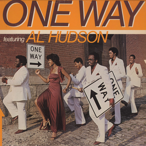 One Way - One Way feat. Al Hudson