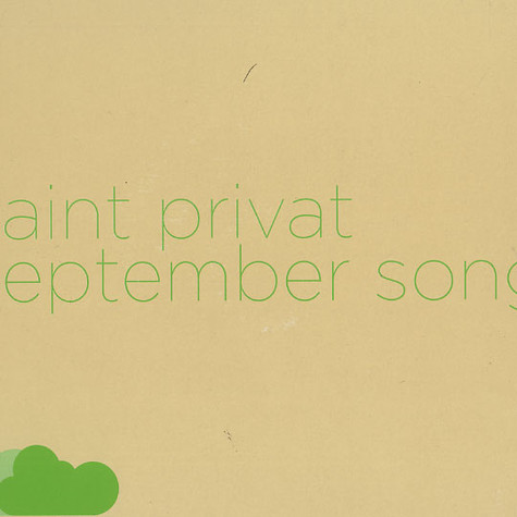 Saint Privat - September song