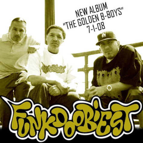 Funkdoobiest - The golden B-Boys