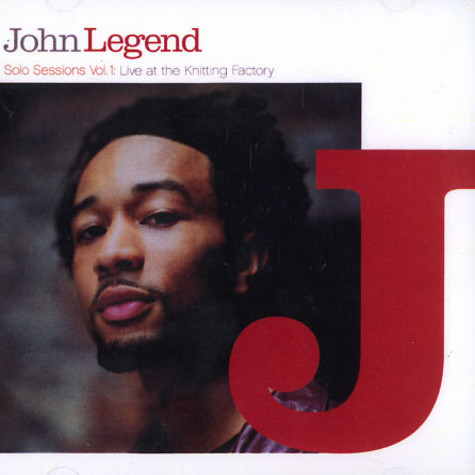John Legend - Solo sessions volume 1: live at the Knitting Factory