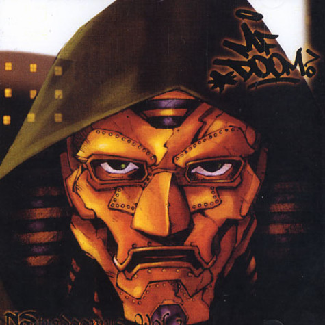 MF Doom - Nastradoomus volume 2