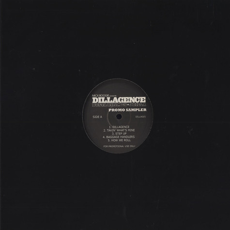 Busta Rhymes & J Dilla - Dillagence sampler