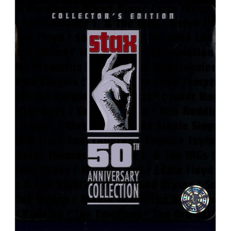 Stax - 50th anniversary edition - collector's edition