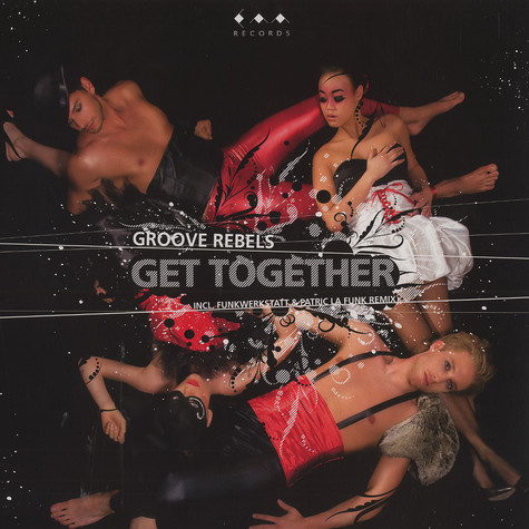 Groove Rebels - Get together