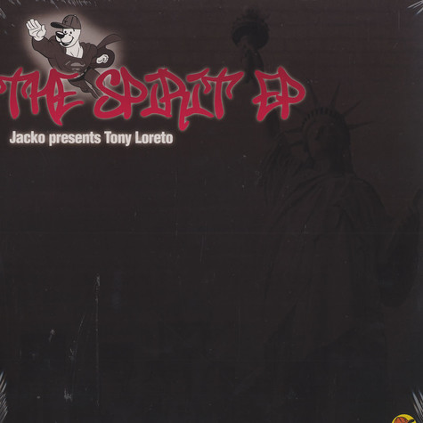 Jacko presents Tony Loreto - The spirit EP