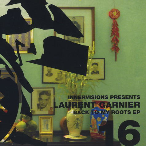Laurent Garnier - Back to my roots EP