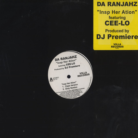 Ranjahz - Insp her ation feat. Cee-Lo